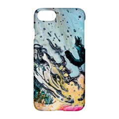Abstract Structure Background Wax Apple Iphone 8 Hardshell Case