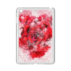 Flower Roses Heart Art Abstract Ipad Mini 2 Enamel Coated Cases