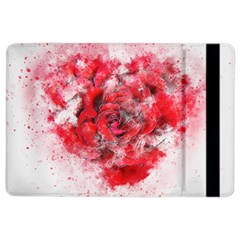 Flower Roses Heart Art Abstract Ipad Air 2 Flip