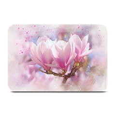 Flowers Magnolia Art Abstract Plate Mats