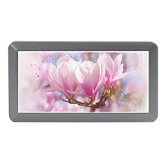 Flowers Magnolia Art Abstract Memory Card Reader (mini)