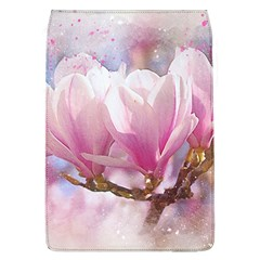 Flowers Magnolia Art Abstract Flap Covers (l)
