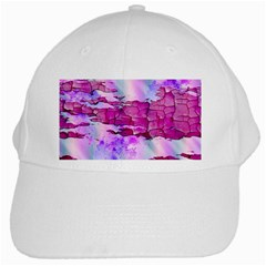 Background Crack Art Abstract White Cap