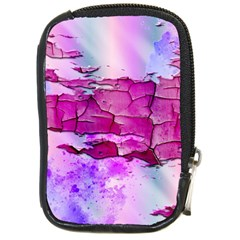 Background Crack Art Abstract Compact Camera Cases