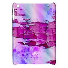 Background Crack Art Abstract Apple Ipad Mini Hardshell Case by Nexatart