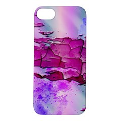 Background Crack Art Abstract Apple Iphone 5s/ Se Hardshell Case