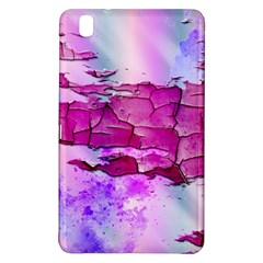 Background Crack Art Abstract Samsung Galaxy Tab Pro 8 4 Hardshell Case