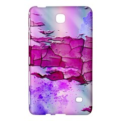 Background Crack Art Abstract Samsung Galaxy Tab 4 (7 ) Hardshell Case