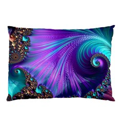 Abstract Fractal Fractal Structures Pillow Case