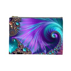 Abstract Fractal Fractal Structures Cosmetic Bag (large)