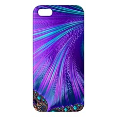 Abstract Fractal Fractal Structures Apple Iphone 5 Premium Hardshell Case