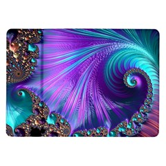 Abstract Fractal Fractal Structures Samsung Galaxy Tab 10 1  P7500 Flip Case