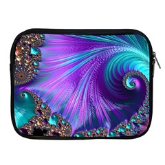 Abstract Fractal Fractal Structures Apple Ipad 2/3/4 Zipper Cases