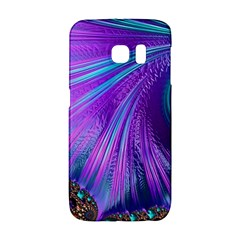 Abstract Fractal Fractal Structures Galaxy S6 Edge