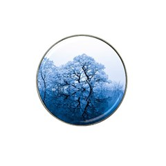 Nature Inspiration Trees Blue Hat Clip Ball Marker (10 Pack)