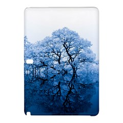 Nature Inspiration Trees Blue Samsung Galaxy Tab Pro 10 1 Hardshell Case