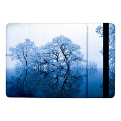 Nature Inspiration Trees Blue Samsung Galaxy Tab Pro 10 1  Flip Case
