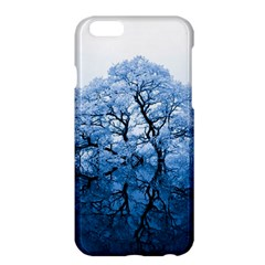 Nature Inspiration Trees Blue Apple Iphone 6 Plus/6s Plus Hardshell Case
