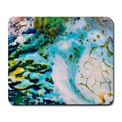 Abstract Art Modern Detail Macro Large Mousepads