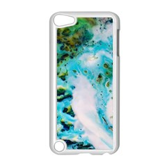 Abstract Art Modern Detail Macro Apple Ipod Touch 5 Case (white)