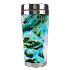 Abstract Art Modern Detail Macro Stainless Steel Travel Tumblers