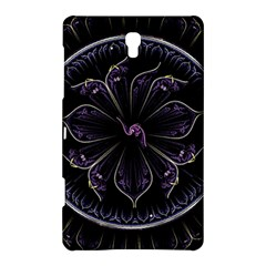 Fractal Abstract Purple Majesty Samsung Galaxy Tab S (8 4 ) Hardshell Case