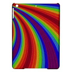 Abstract Pattern Lines Wave Ipad Air Hardshell Cases