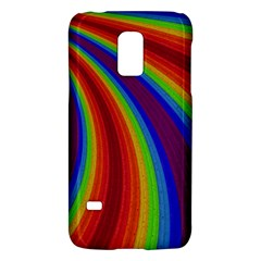 Abstract Pattern Lines Wave Galaxy S5 Mini