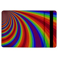 Abstract Pattern Lines Wave Ipad Air 2 Flip