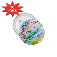 Art Abstract Abstract Art 1 75  Buttons (10 Pack)