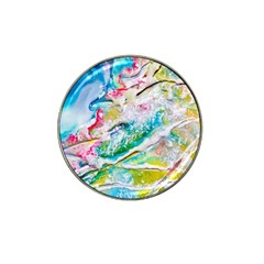 Art Abstract Abstract Art Hat Clip Ball Marker (4 Pack)