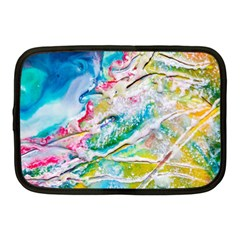 Art Abstract Abstract Art Netbook Case (medium)