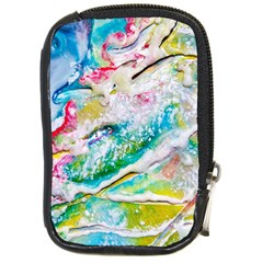 Art Abstract Abstract Art Compact Camera Cases
