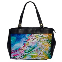 Art Abstract Abstract Art Office Handbags