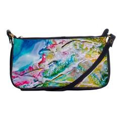 Art Abstract Abstract Art Shoulder Clutch Bags