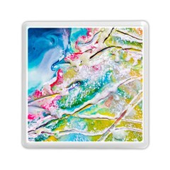 Art Abstract Abstract Art Memory Card Reader (square)