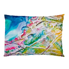 Art Abstract Abstract Art Pillow Case (two Sides)