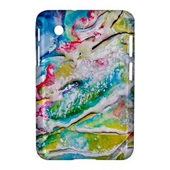 Art Abstract Abstract Art Samsung Galaxy Tab 2 (7 ) P3100 Hardshell Case