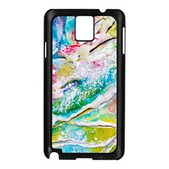 Art Abstract Abstract Art Samsung Galaxy Note 3 N9005 Case (black)
