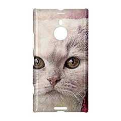 Cat Pet Cute Art Abstract Vintage Nokia Lumia 1520