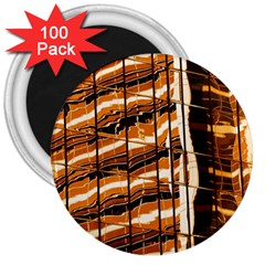 Abstract Architecture Background 3  Magnets (100 Pack)