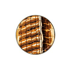 Abstract Architecture Background Hat Clip Ball Marker (10 Pack)