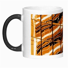 Abstract Architecture Background Morph Mugs