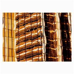 Abstract Architecture Background Large Glasses Cloth