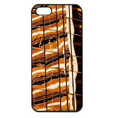 Abstract Architecture Background Apple Iphone 5 Seamless Case (black) by Nexatart