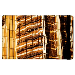 Abstract Architecture Background Apple Ipad 2 Flip Case