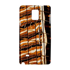 Abstract Architecture Background Samsung Galaxy Note 4 Hardshell Case