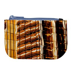 Abstract Architecture Background Large Coin Purse