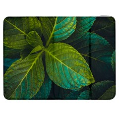 Green Plant Leaf Foliage Nature Samsung Galaxy Tab 7  P1000 Flip Case
