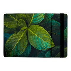 Green Plant Leaf Foliage Nature Samsung Galaxy Tab Pro 10 1  Flip Case